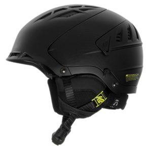 k2 diversion black skihelm