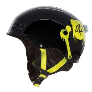 k2 entity black jr. skihelm