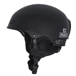 k2 phase pro blackout skihelm