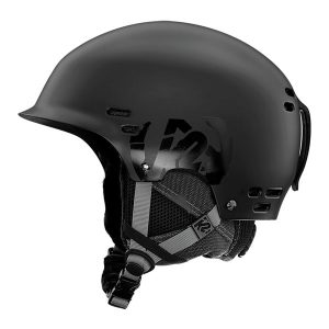 k2 thrive black skihelm