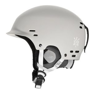 k2 thrive gray skihelm