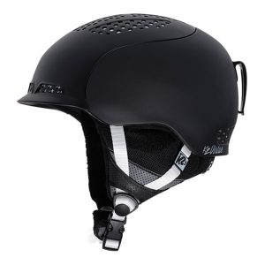 k2 virtue black dames skihelm
