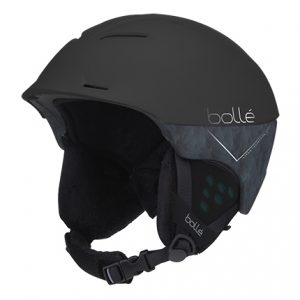 bolle synergy mat black