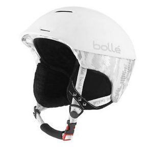 bolle synergy soft white skihelm
