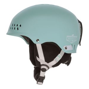 k2 emphasis mint dames skihelm