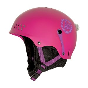 k2 entity pink jr. skihelm