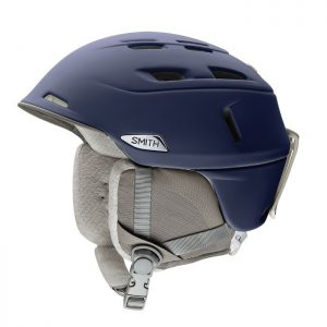smith compass midnight dames skihelm