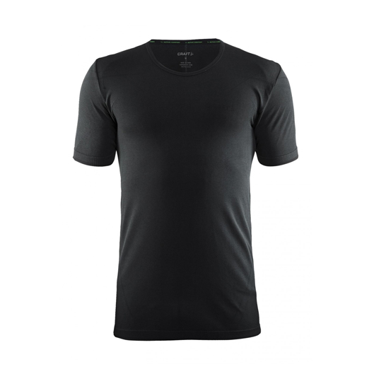 craft-active-comfort-ss-heren-black-thermoshirt