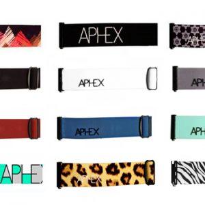 aphex straps kleuren