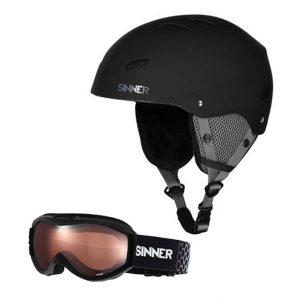 Sinner Combi-Pack Bingham black