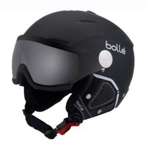 bolle backline visor premium black vizier helm