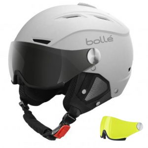 bolle backline visor white