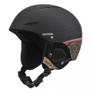 Bolle Juliet black dames skihelm