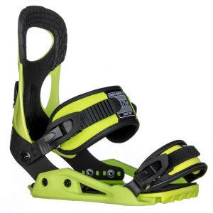 drake king lime snowboardbinding
