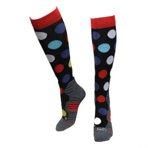 molly socks dotted