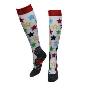 molly socks stars