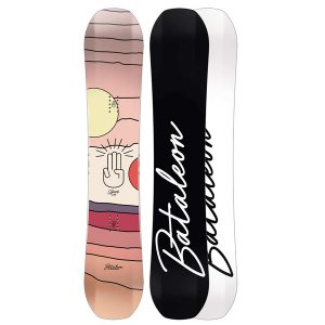 bataleon the spirit dames snowboard