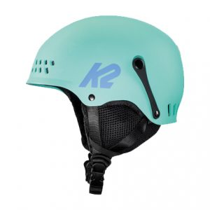 k2 entity seafoam jr. skihelm