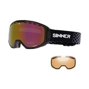 sinner mohawk + extra lens