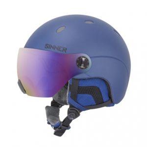 sinner titan visor blue vizier helm