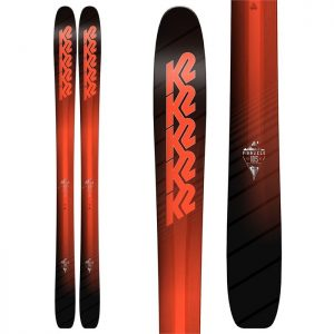 k2 pinnacle 105 ski
