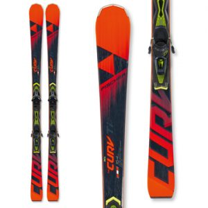 fischer rc4 the curv ti ski