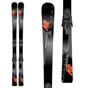 k2 charger xti ski