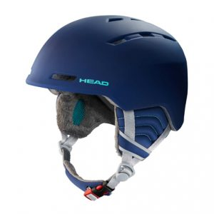 Head Valery night blue dames skihelm