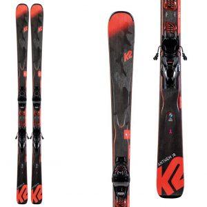 k2 anthem 78 dames ski