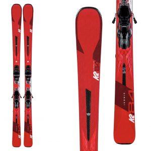 k2 ikonic 84 ski