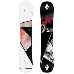 k2 lime lite dames snowboard