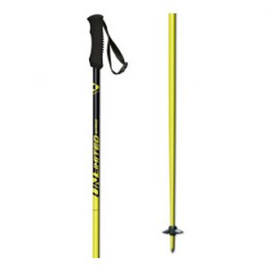 fischer unlimited yellow skistok