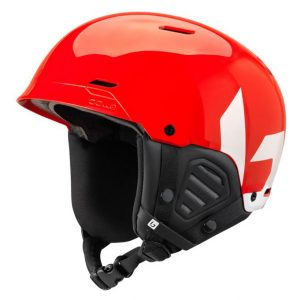 bolle mute red skihelm