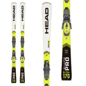 head world cup rebels ishape pro ski