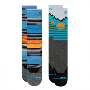 stance mountain 2-pack skisokken
