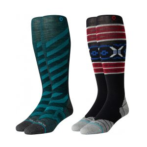 stance ultralight 2-pack skisokken