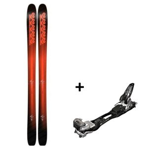 k2 pinnacle 105 skiset