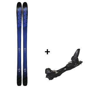 K2 Pinnacle 88 skiset