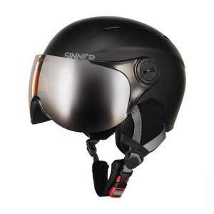 sinner typhoon visor black vizier helm